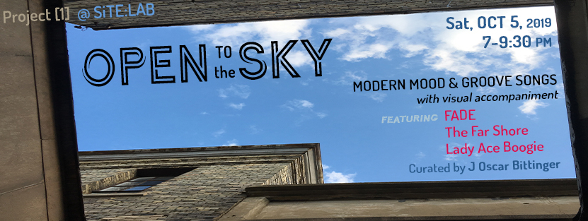 OPEN-to-the-SKY @ SiTE:LAB