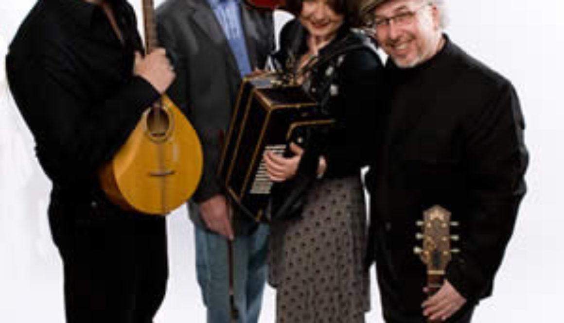 Oxter/Mahone 2008 - J Oscar, Lauran, Bruce, Jim