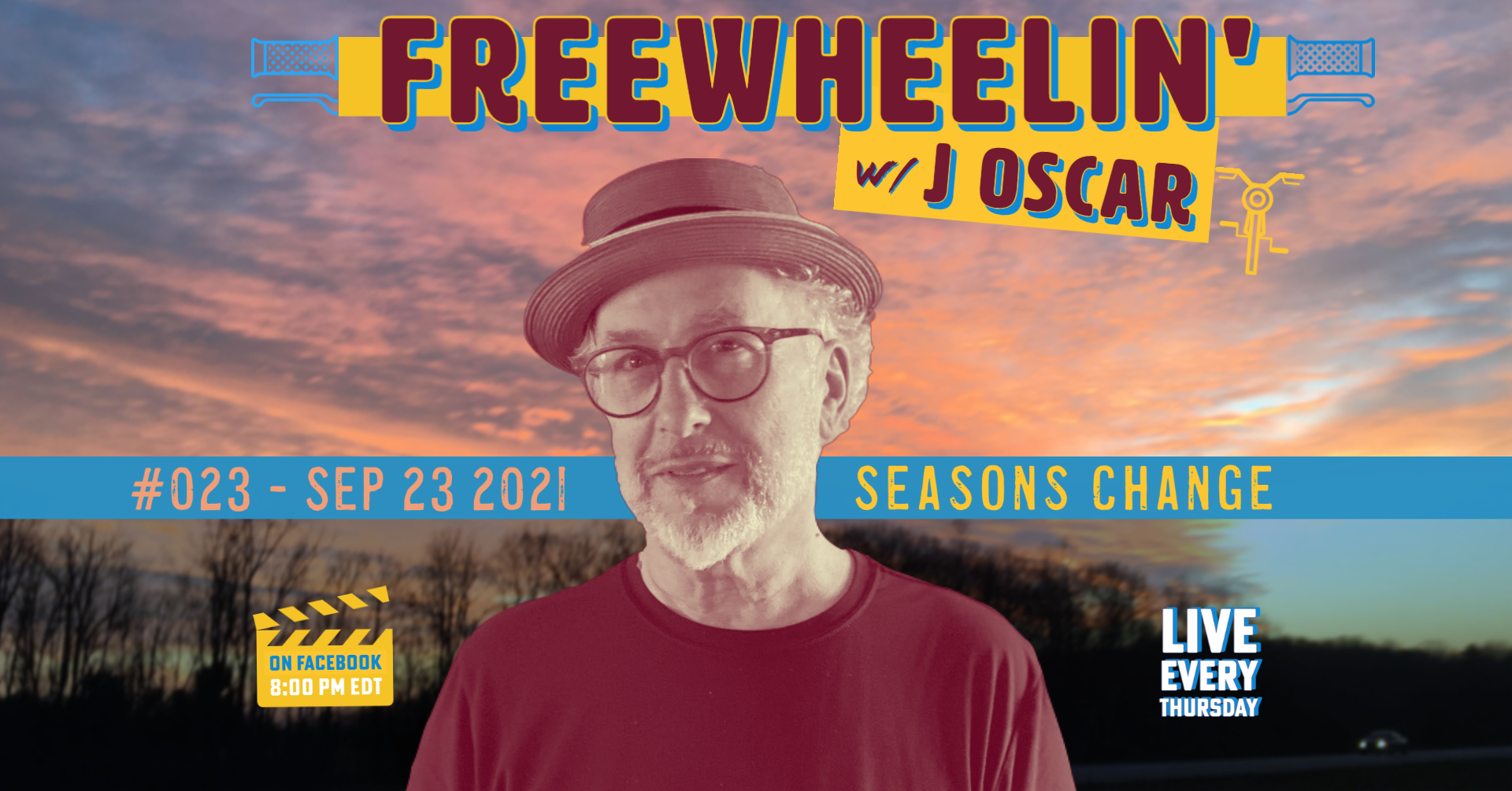 Freewheelin 23 - Seasons Change